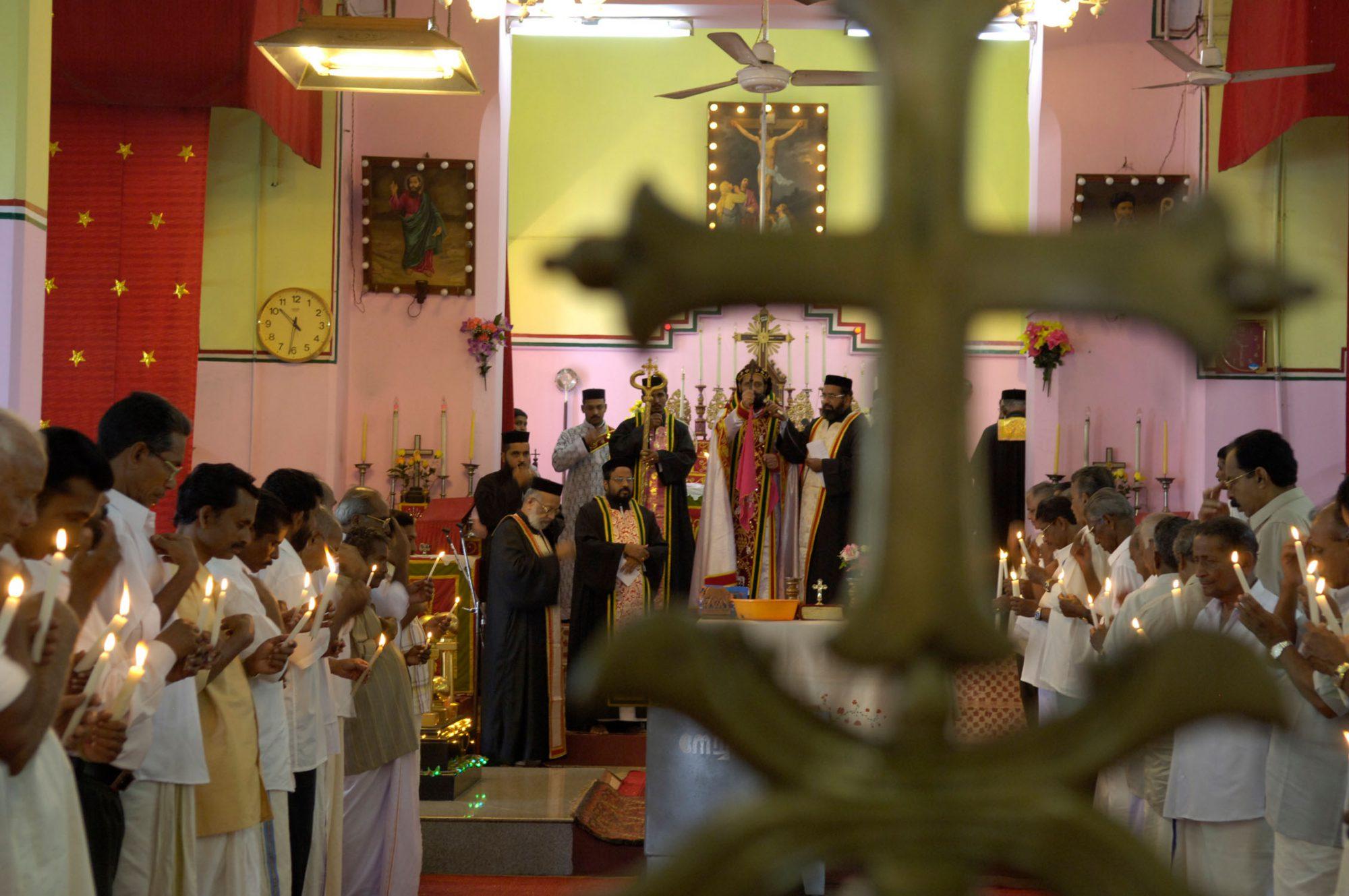 St. Thomas Christen in Indien